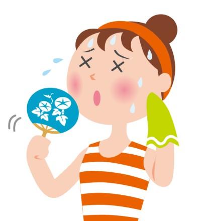 夏バテの症状、だるさや食欲不振の予防と対策ってどうすればいい?
