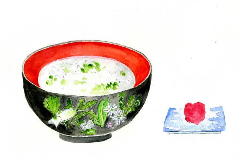 七草がゆの意味や由来、どうして1月7日に食べるの?