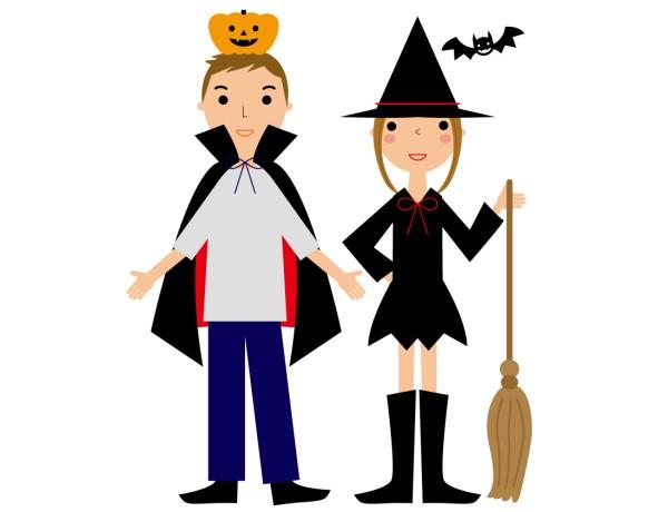 大人用のハロウィンの衣装☆どんなものがウケが良くて可愛い!?