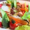 クリスマスのサラダ☆レシピで簡単なのに見た目にも可愛いのは?