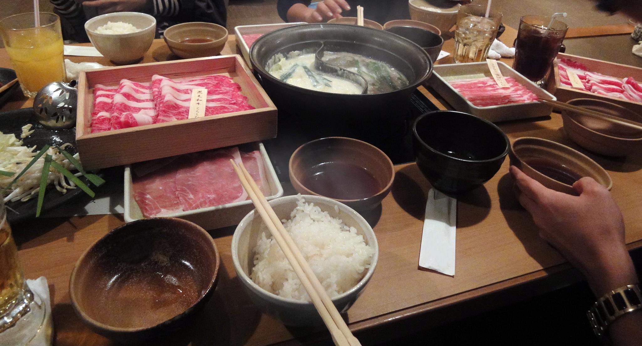 鍋のパーティー☆サイドメニューにはどのような物が良いの?