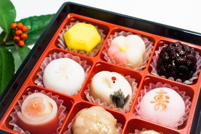 和菓子のお取り寄せ☆高級感が楽しめるものでおすすめなのは?