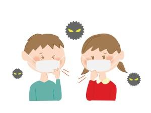 インフルエンザの予防と対策☆空気清浄機とかも有効なの?