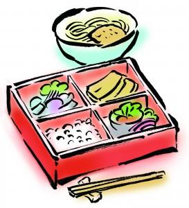 松花堂弁当,レシピ,容器