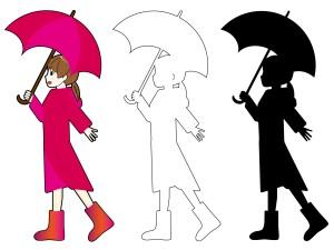 レインコートのレディース☆ブランドではどんな物が人気なの?