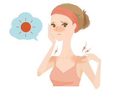 日焼け後の痛みのケア方法は?かゆみがある場合はどうする?