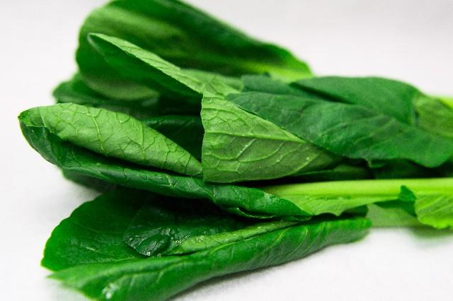 小松菜のレシピで人気なのは?簡単手軽なものというと・・・?