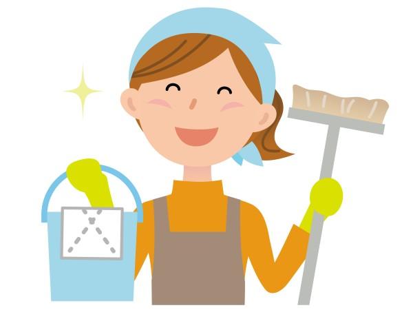 大掃除のやり方☆部屋ではどんな風に進めていけば効率が良いの?