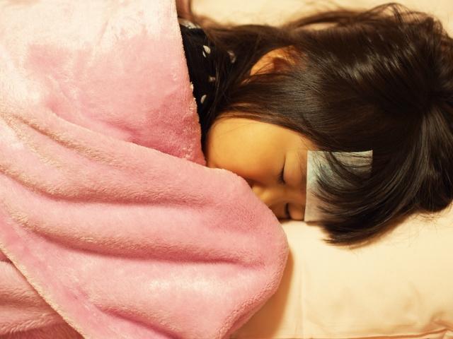 インフルエンザの解熱後☆感染力はいつまで残っているもの?