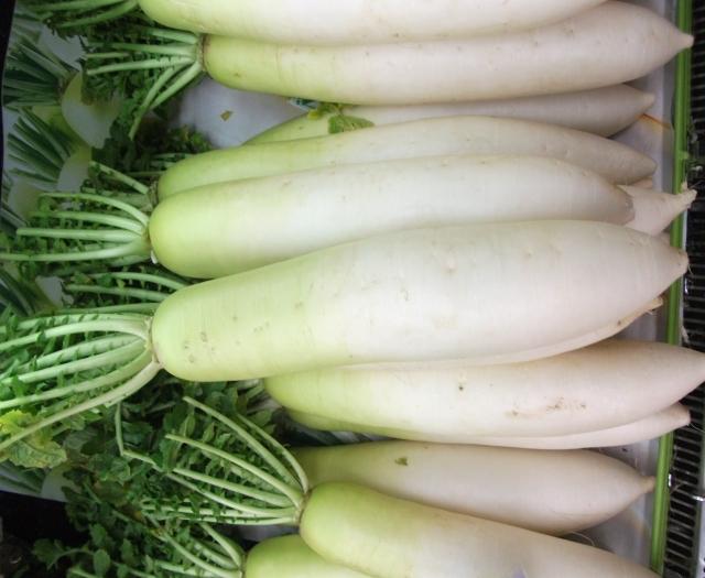 大根を保存方法は?栄養を損なわないためにはどうすれば良い?