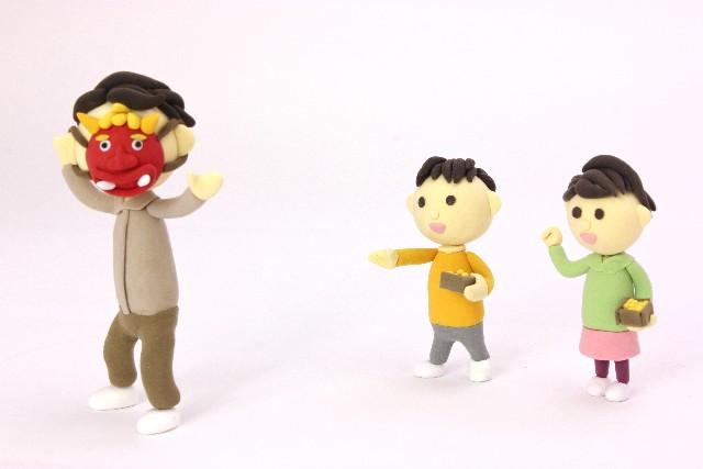 節分の豆まき☆豆はどんなものを使えばいい?