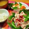 冷しゃぶのカロリー☆ダイエットには適したお料理なのでしょうか?