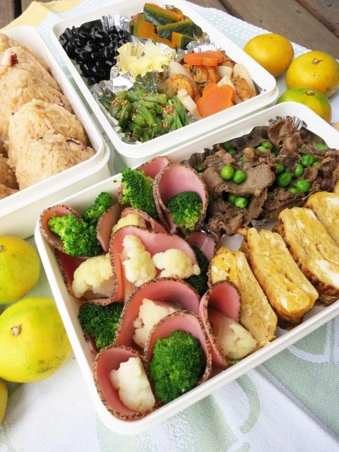 運動会のお弁当☆前日に行っておくべき調理にはどんなものがある?