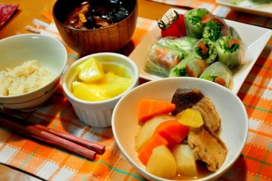 ぶり 洋風レシピ