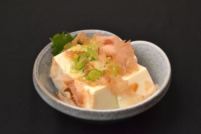 冷奴のレシピ☆人気があって簡単にできるものといえばどんなもの?