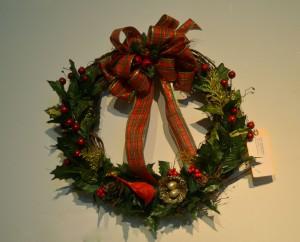 クリスマスリースを手作りしたい!子供にも簡単な作り方は?