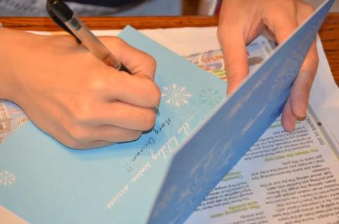 クリスマスメッセージの文例☆友人や子ども、恋人に贈る時の文章は?
