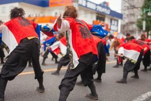 yosakoiソーラン祭り,参加チーム数,2015