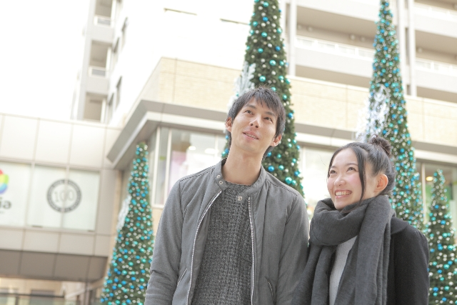 クリスマスのデートのスポット☆おすすめで意外と空いているのは?