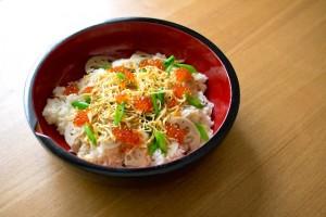 ひな祭り ちらし寿司 メニュー