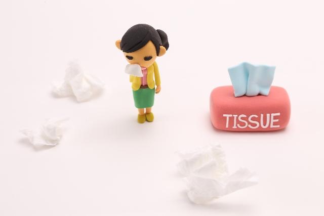 花粉症の薬は効くの?怖い副作用とかが起こる心配はないの?