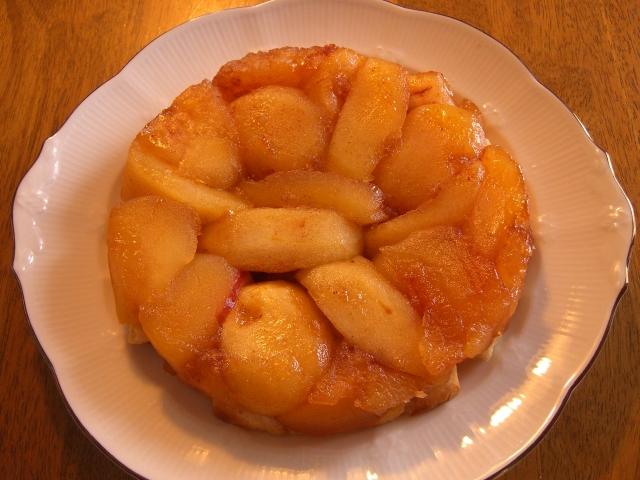 りんごのタルト☆カロリーはどの程度?簡単に作れるレシピは?
