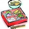 松花堂弁当のレシピ☆容器はどうすれば入手することができる?